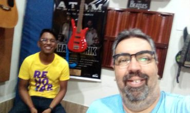 Postulantado de Brasil Centro-Norte grava CD em homenagem ao Ir. Basílio Rueda