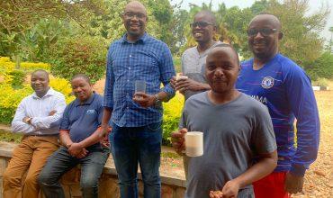African Marist Community Leaders - Rwanda