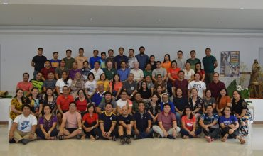 """The statement from the 22nd General Chapter to the victims and survivors of abuse articulates a strong commitment to """"provide training and awareness to prevent child abuse from happening again in our Marist institutions."""" The East Asia Province responded to this call by organizing two groups for a seminar workshop on """"Creating Safe and Sacred Spaces: Promoting Safeguarding for Healthy Ministry"""". It was held on January 20-23, 2020 and January 24-26, 2020 at the Marist Asia Spirituality and Mission Center, Lake Sebu, South Cotabato. Earlier on, Br. Robert Teoh spearheaded the organization of a workshop on """"Care for Self and Others in Ministry"""" in Malaysia. It was held on January 13-16,2020 in Penang, Malaysia, with 60 participants of priests and religious including four (4) Bishops, coming from the Diocese of Penang, Melaka-Johor Diocese and the Archdiocese of Kutching. In the Philippines, the first group had a total of 63 participants with fifty-five priests from the Diocese of Marbel, two from the Archdiocese of Cotabato and six priests from the Diocese of Kidapawan. Participants expressed their interest of knowing more about the practical steps in addressing emerging concerns about Child Protection, and the desire to have a similar experience, done locally, for their parish pastoral councils and parishioners. The second group were all from Marist institutions and mission areas. A total of seventy attendees with 31 brothers, 2 religious sisters and 37 laity. The competent resource persons for Malaysia and Philippines workshops were Rev. Fr. Barry O'Sullivan and Br. Brendan Geary, FMS. Both are experts in the field of child protection and safeguarding. The participants were given inputs and practical exercises that led them to reflect on the relevance of safeguarding as ministry. Br. Jeff Rhey Antiquisa, the Coordinator of the East Asia Province Child and Youth Protection and Safeguarding Desk, looks forward to a more strengthened collaboration with Marist schools an"""