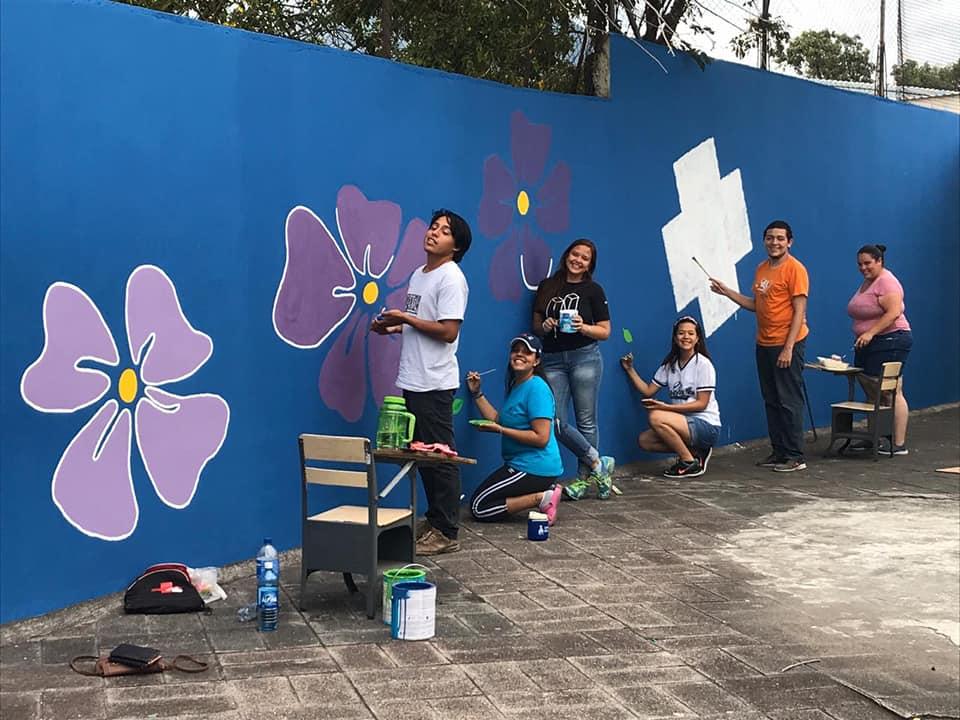 Colegio Marista San Alfonso - El Salvador
