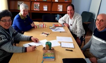 Meeting of the 4 Marist branches to establish synergies around ecology