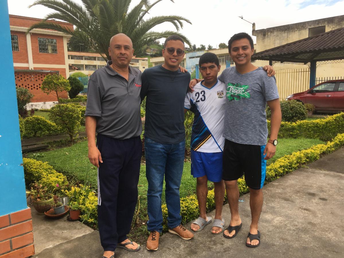 postulantes en Loja, Provincia Norandina