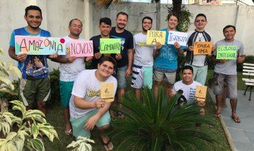 Marist Postulants from Brasil Sul-Amazônia and Brasil Centro-Norte, in Fortaleza