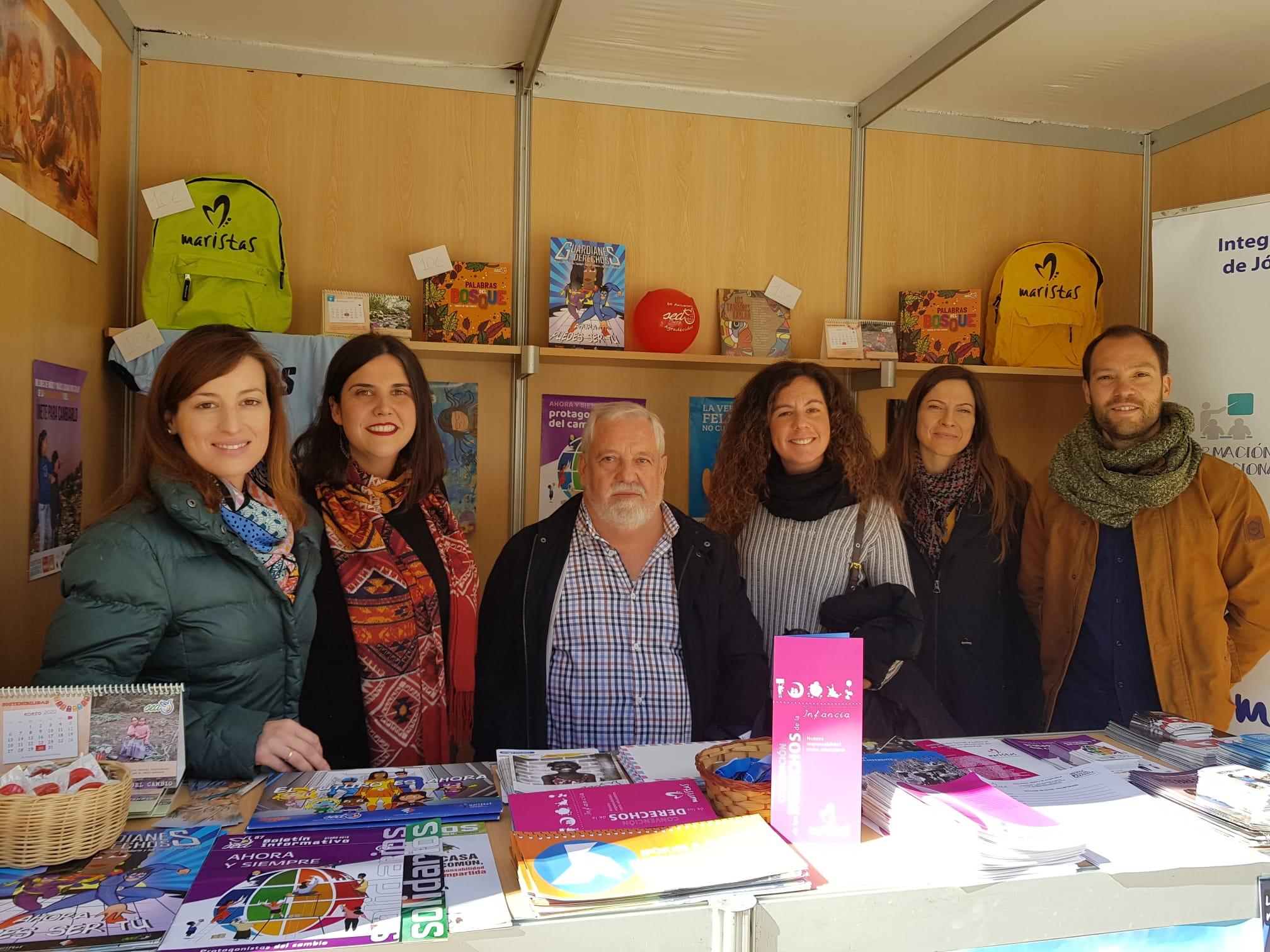 XIX Feria de Voluntariado de Murcia