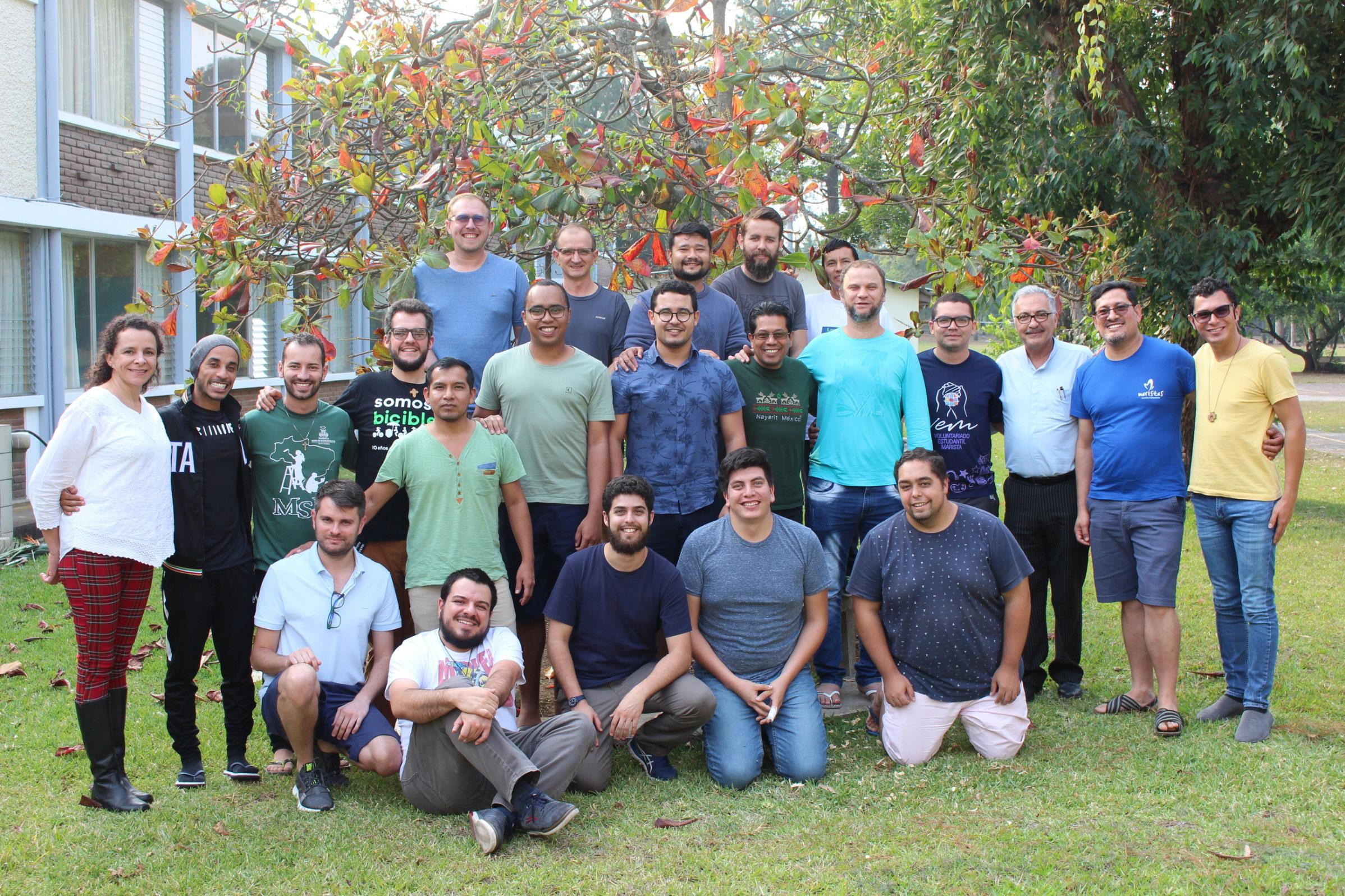 Itinerario de formación paras la profesión perpetua - Guatemala