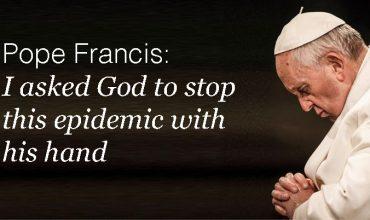 Pope Francis - Coronavirus