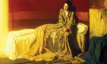"""María del """"sí"""" nos anima y acompaña - H. Ernesto Sánchez"""