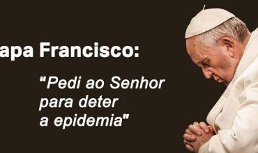 Papa Francisco e o Coronavirus