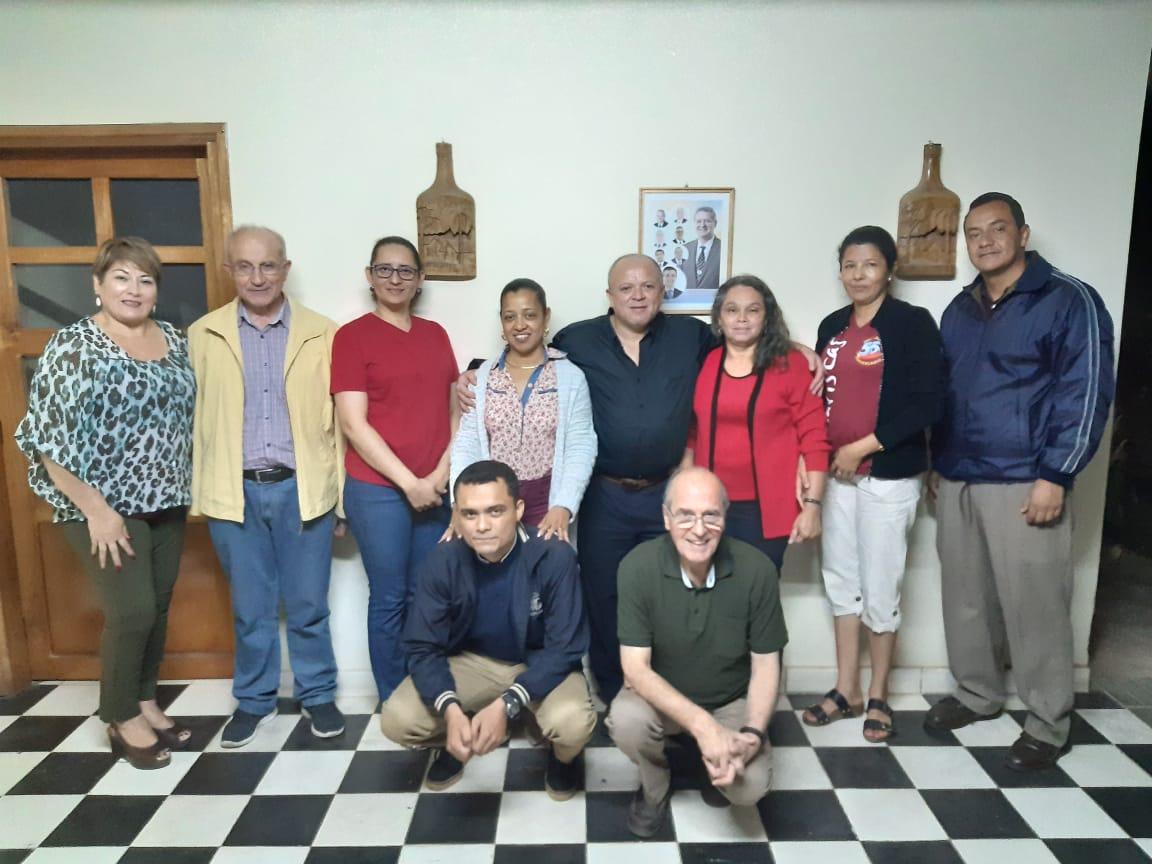 MCFM en Comayagua, Honduras
