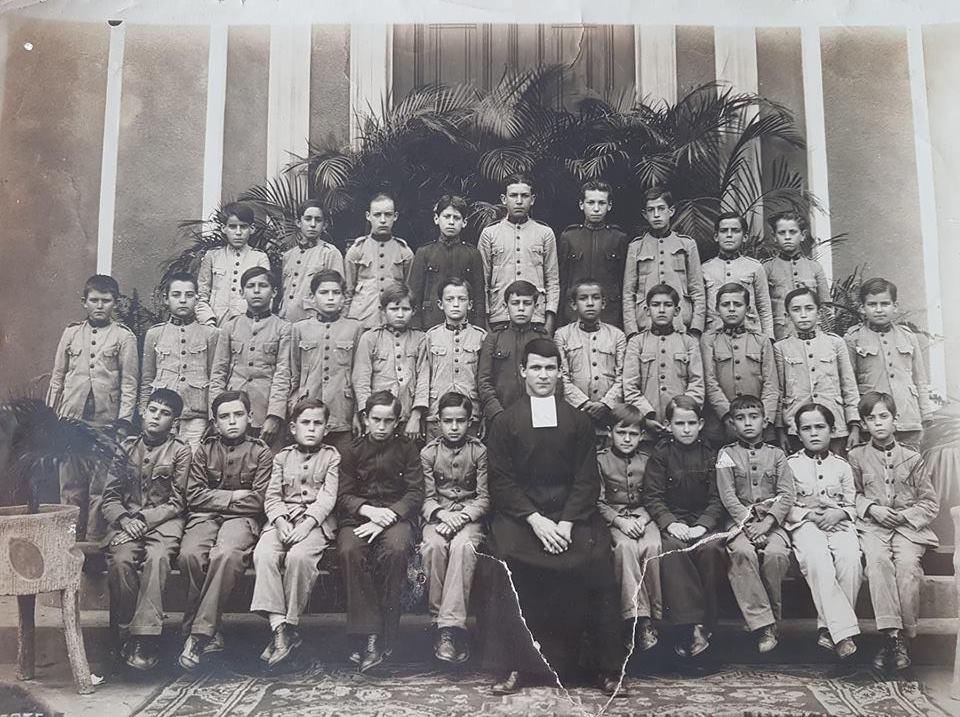 Colégio Coração de Jesus 1928, Varginha