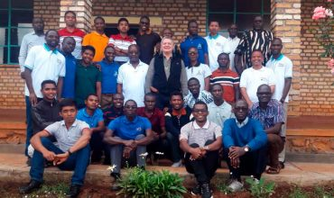 Novitiate Save, Rwanda