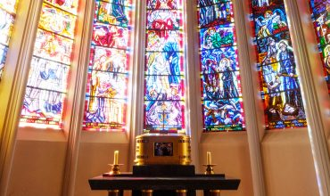 Notre Dame de l'Hermitage - Chapel
