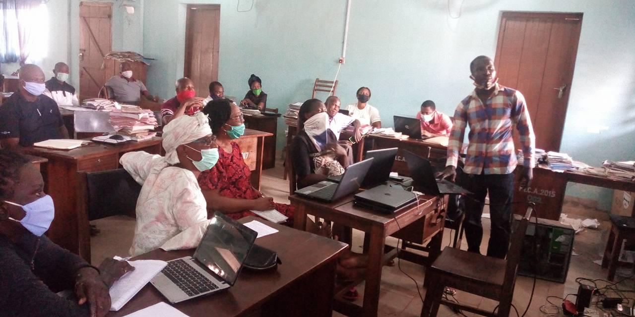Information & Communication Technology training workshop - Marist Comprehensive Academy, Uturu