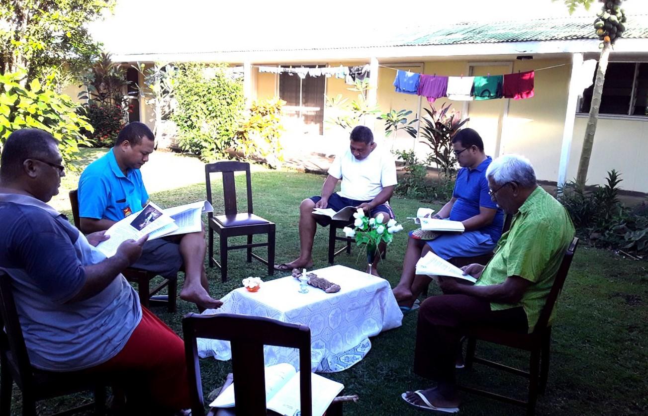 Samoa - Brothers' community to celebrate Assumption Day