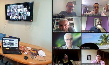 Reunión de la Comisión ad hoc para la creación de la Red Global de Escuelas Maristas - Set 2020