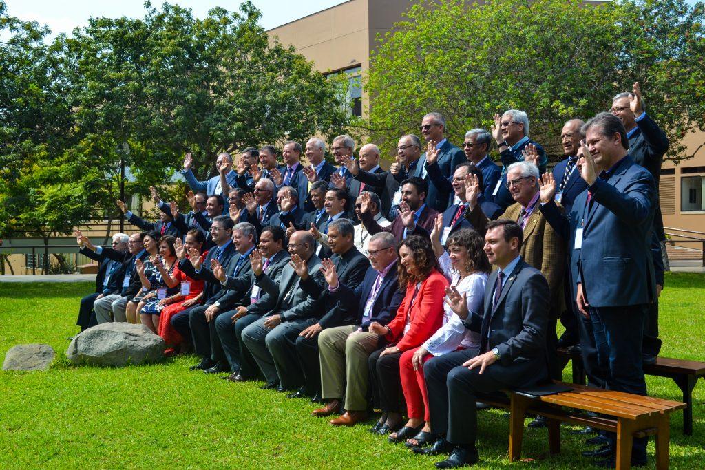 grupo de reitores e dirigentes das instituicoes de ensino superior da rede marista de ies