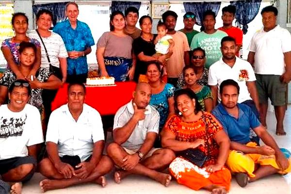 Kiribati - 2 January 2021