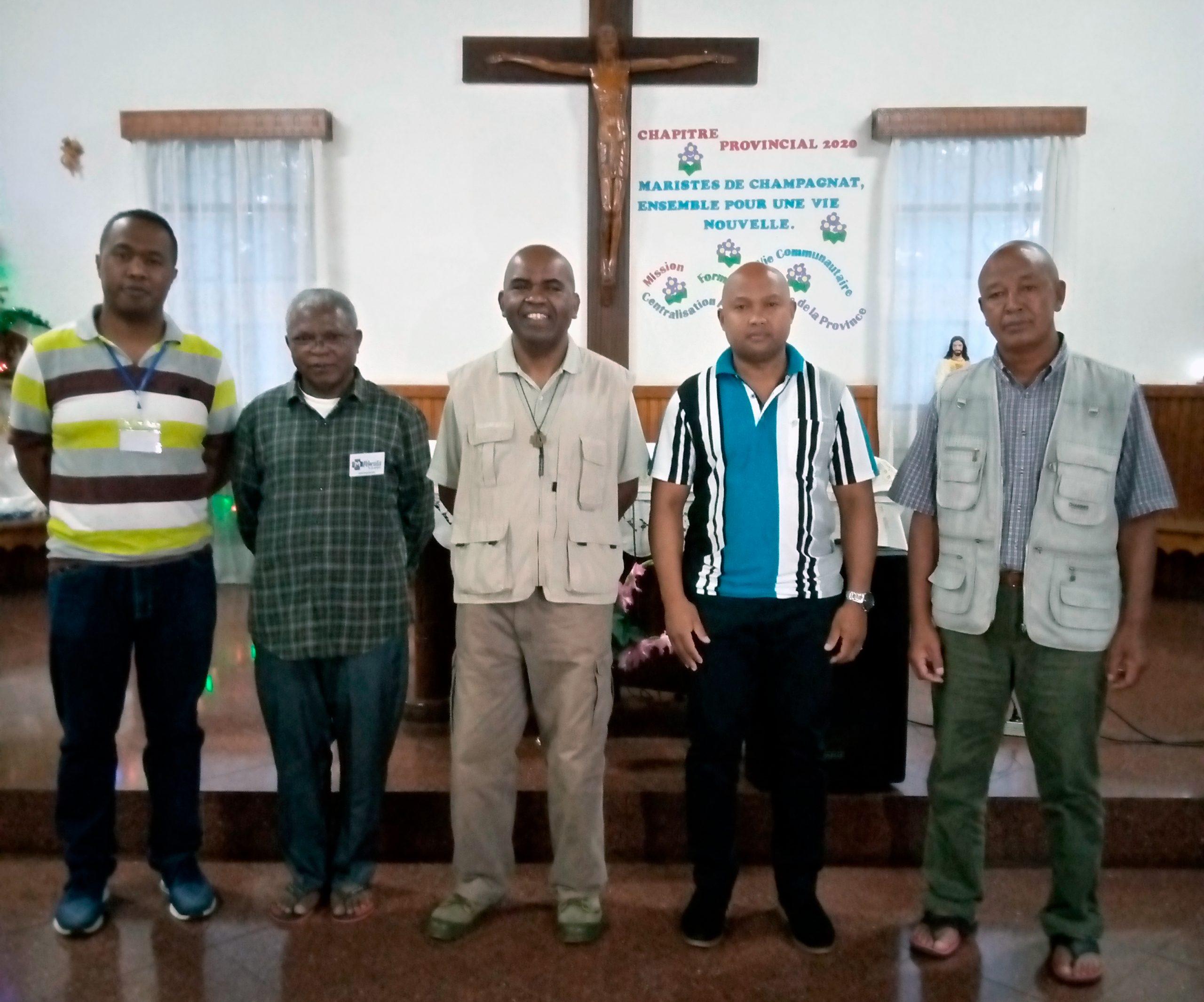 Conseil Provincial Madagascar 2021