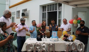 Gram Editora celebrou seus 100 anos de vida na Casa Provincial de Cruz del Sur