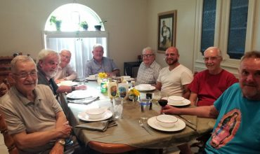USA celebrate Br. Paul Phillipp's 81st anniversary of becoming a Marist Brother