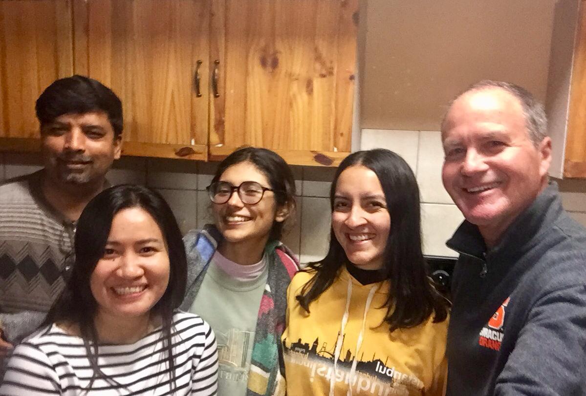 Liz Igoy from Philippines joins Atlantis Marist International Community