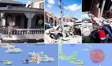 Terremoto Haití 2021