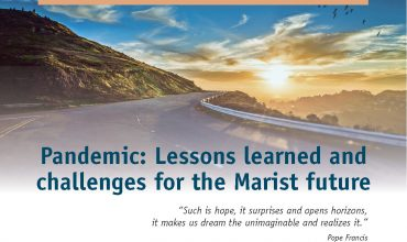 """Webinar: """"Pandemic: Learnings and challenges for the Marist future""""."""